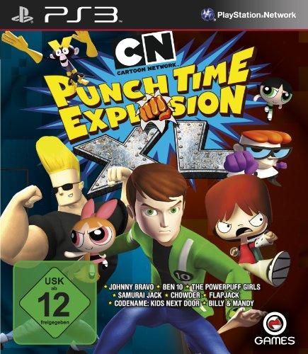 Punch Time Explosion XL (Cartoon Network) [Importación alemana]