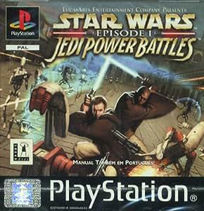 Star Wars Episode I: Jedi Power Battles (PS)