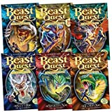 Beast Quest Pack: Series 9, 6 books, RRP £29.94 (Koraka The Winged Assassin; Minos The Demon Bull; Silver The Wild Terror; Spikefin The Water King; Torpix The Twisting Serpent; Ursus The Clawed Roar).