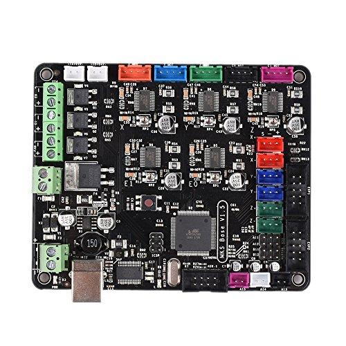 popprint mks-base Junta de Control de RAMPAS V1.4para Impresora 3d