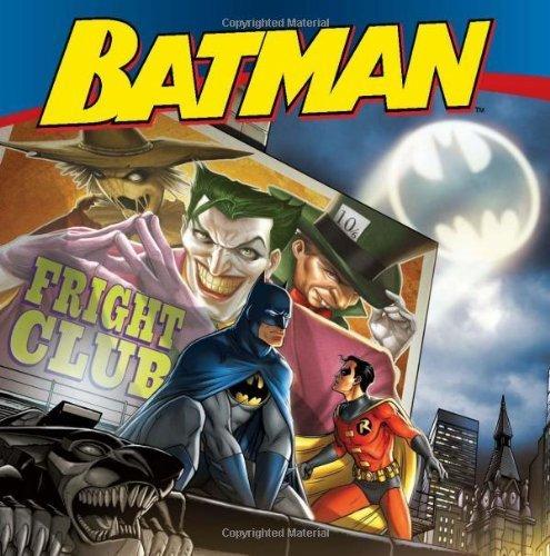 Batman Classic: Fright Club by Sazaklis, John, Roberts, Jeremy (2012) Paperback