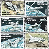 Grenada-grenadines 253-258 (complete.issue.) 1978 Space Shuttle (Stamps for collectors) Space
