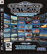 Sega mega drive - collection ultime/essentielles