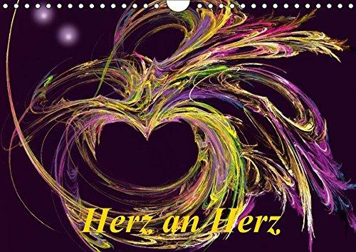Herz an Herz  / CH-Version (Wandkalender 2017 DIN A4 quer): Herzen sind ein Symbol der Liebe und Zuneigung. Ein Kalender voller Poesie und Romantik. (Monatskalender, 14 Seiten ) (CALVENDO Menschen)