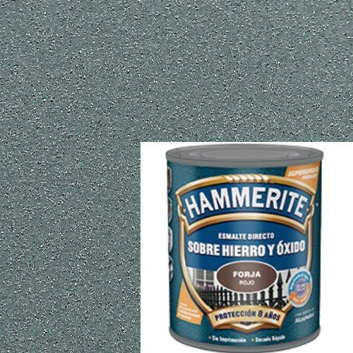 Antioxidant enamel Forging DIRECT TO HAMMERITE IRON Blue 5 L.
