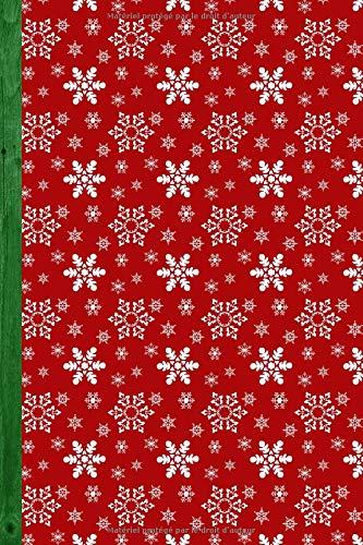Journal de Noël: Mon journal personnel de Noël pour écrire ma liste de lectures, de cadeaux, ma lettre au père Noël, mes souvenirs de Noël, des pages de gratitudes et de choses à faire sur 30 jours
