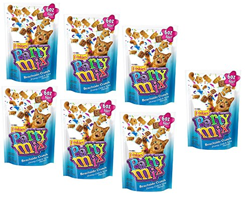 friskies-party-mix-beachside-crunch-cat-treats-with-shrimp-crab-and-tuna-flavors-6ounce-pouch-pack-o