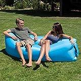 Aufblasbare Liege – Starkes Nylon Ripstop – Air Sofa – aufblasbare Couch – Strand Sofa – Camping Sofa – Luftbett – aufblasbares Sofa – Premium – von Basebody