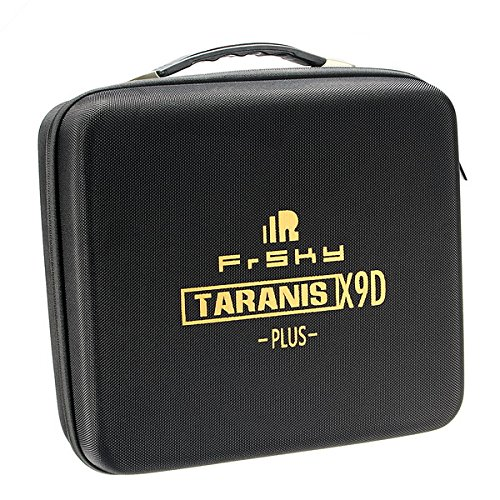 Generic Frsky Taranis X9D PLUS Remote Controller Transmitter EVA Handbag Hard Case One Piece