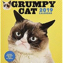 2019 Wall Calendar: Grumpy Cat