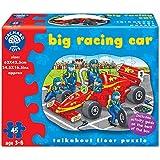 Orchard Toys Big Racing Car Floor Puzzle