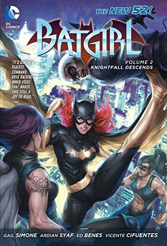 Batgirl Vol. 2 Cover Image