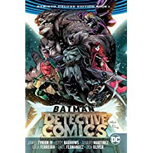 Batman: Detective Comics: The Rebirth Deluxe Edition Book 1 (Rebirth) (Batman: Detective Comics: Rebirth)