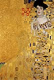 Fototapete Motivtapete Bildtapete - Vliestapete - Gustav Klimt Gemälde Adele Bloch-Bauer I Frau - Wall Mural 4-bahnig - Größe 186 x 254 cm