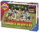 Ravensburger 21282 - Fireman Sam Junior Labyrinth Kinderspiel Test
