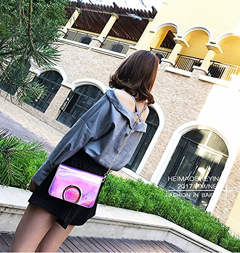 Marchome, Borsa a tracolla donna Rose Pink