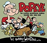 Popeye: The Classic Newspaper Comics by Bobby London Volume 1 (1986-1989) (Popeye Classics Newspaper Comics Hc)