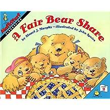 A Fair Bear Share (MathStart 2, Band 1)