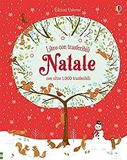 Natale. Libri con trasferibili. Ediz. a colori