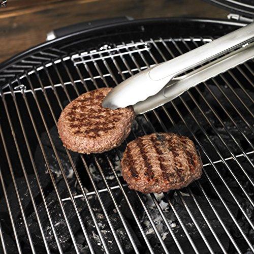 61SBwvv5LpL - Rösle 25054 Barbecue-Grillzange 40 cm