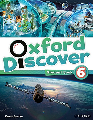 Oxford Discover 6. Class Book - 9780194278928
