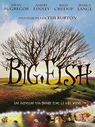 Preisvergleich Produktbild Big Fish (Blu-Ray) (Import) (Keine Deutsche Sprache) (2007) Alison Lohman; Albert Finney; Danny Devit
