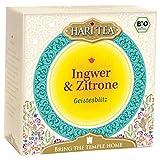 Hari Tea Bio Ingwer & Zitrone Teemischung, 20 g