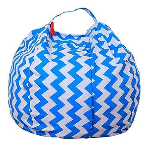 Lap-pool (squarex Kinder Stofftier Plüsch Spielzeug Aufbewahrung Organisatoren Sitzsack Soft Pouch Stuhl)