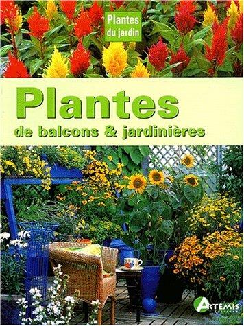 Plantes de balcons et jardinières