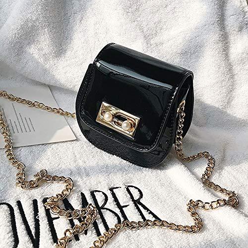 Lixibei Mini-Tasche, stilvolle One-Shoulder-Kette Diagonal Cross Bag Special Geburtstagsgeschenk ()