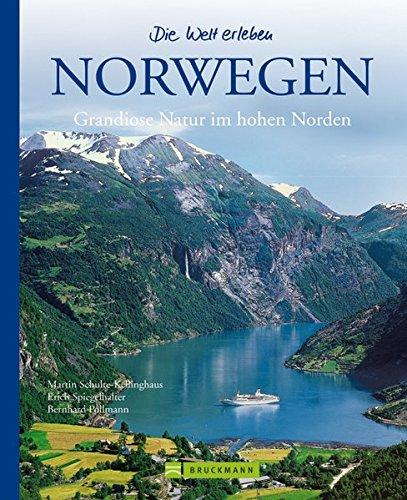 Norwegen - Die Welt erleben: Faszinierender Reise Bildband: Alle Infos bei Amazon