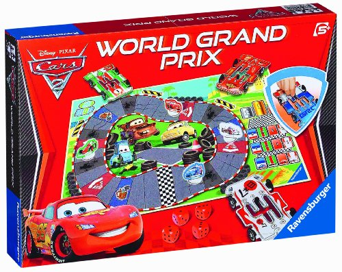 Ravensburger 22096 - Disney Cars 2: World Grand Prix