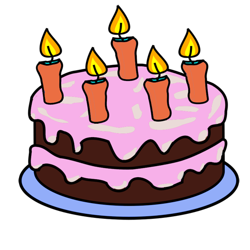 Birthday Cake App Android