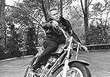 Steve McQueen 10–Beste Qualität Poster. bekannter Schauspieler. Classic Film Star. Tolle Dekoration für Wand. Größe A4