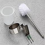 XG WC in acciaio inox mensola da bagno Servizi bagno toilette toilette toilette tazza porta scopino