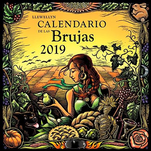 Calendario de las Brujas 2019 (AGENDAS) por Llewellyn