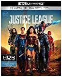 Justice League 4K Ultra HD + Blu-Ray DC COMICS 4K Ultra HD + Blu-ray AVAILABLE NOW!!! Region free (import)