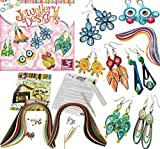 #9: ToyKraft Paper Quilling-Jewellery