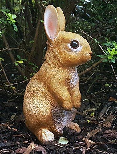 kleinen Garten Kaninchen Tier Statue Ornament Dekoration -