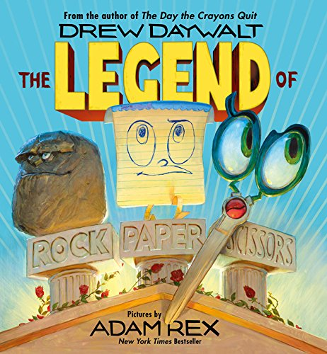 The Legend Of Rock Paper Scissors por Drew Daywalt