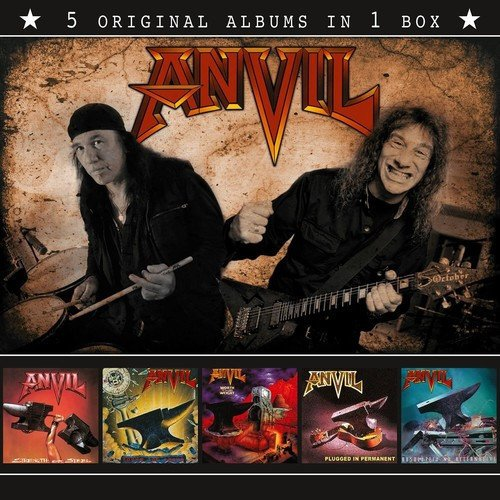 Foto de 5 Original Albums In 1 Box