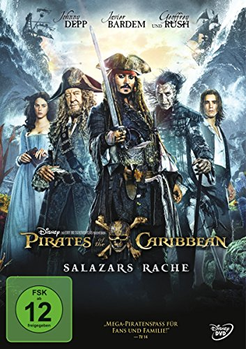 Pirates of the Caribbean: Salazars Rache 5 Jack