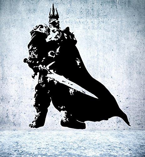 World of Warcraft – Lich King Wandtattoo