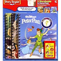 Bambi/Lady and the Tramp/Peter Pan (Story Reader)