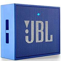 JBL GO Portable Bluetooth Speaker - Blue, JBLGOBLUE
