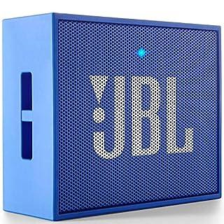 JBL Go - Altavoz Portátil para Smartphones, Tablets y Dispositivos MP3(3 W, Bluetooth, Recargable, AUX, 5 Horas), Color Azul (B00TFGVULI) | Amazon Products