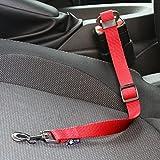 Me & My Pets Car Seat Belt Clip - Red