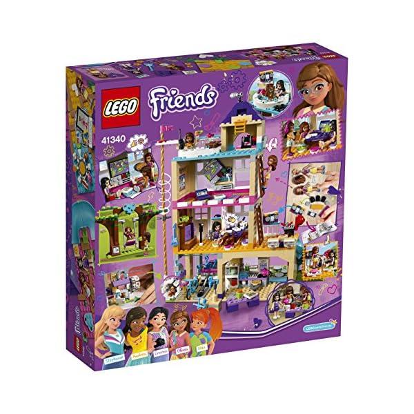 LEGO-Friends La Casa dell'Amicizia, Multicolore, 41340 5 spesavip