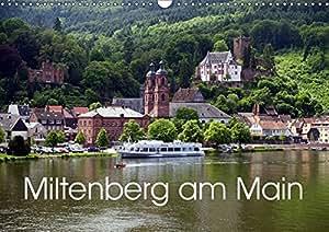 Miltenberg am Main (Wandkalender 2019 DIN A3 quer): Die Jahreszeiten der Stadt Miltenberg. (Monatskalender, 14 Seiten ) (CALVENDO Orte)