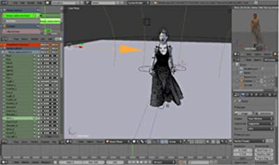 Blender - 3d Design and Animation Software [Download] : everything £5 (or less!)